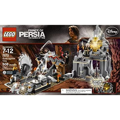 LEGO Prince of Persia Quest Against Time (7572): Toys & Games