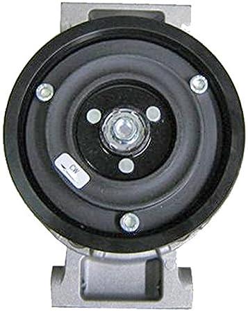 BEHR HELLA SERVICE 8FK 351 110-881 Compresor, aire acondicionado: Amazon.es: Coche y moto