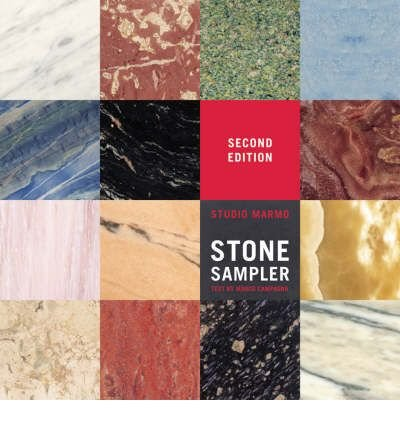 [ { STONE SAMPLER [WITH CDROM] } ] by Studio Marmo (AUTHOR) Apr-01-2008 [ Paperback ]