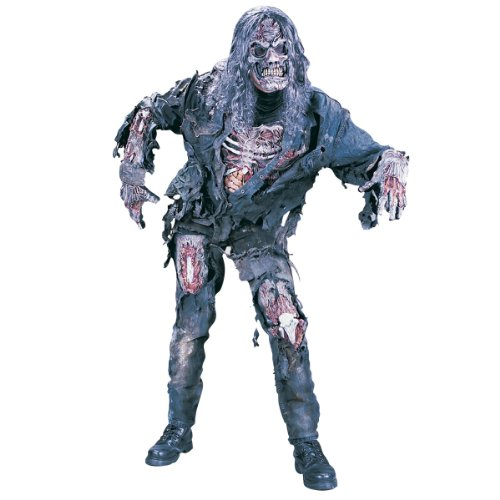 Zombie Halloween Costume (Complete 3-D Zombie Teen/Junior Costume - Teen)