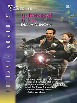 book cover of Bulletproof Bride