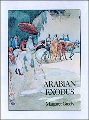 Arabian Exodus (Allen breed series) by Margaret Greely (1975-01-01)