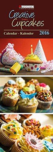 Cupcakes 2016: Kalender 2016 (Slimline)