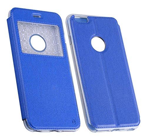 One plus 802040.0Metallic Cover Fall für Samsung Galaxy J5–Blau