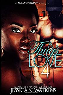Book Cover: A Thug's Love 4