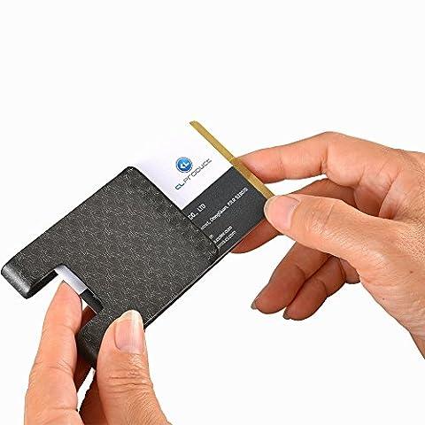 Carbon Fiber Money Clip, CL CARBONLIFE card holder RFID Protector Credit card holder wallet Matte clips
