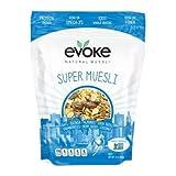Evoke Healthy Foods Super Muesli, 12 Ounce - 6 per case.