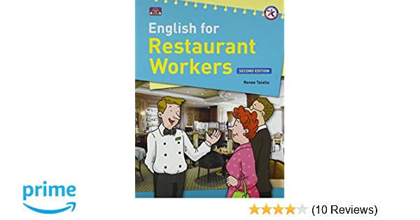 English for Restaurant Workers, Second Edition (with Audio