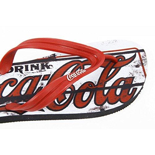 Coca Cola  CCA0127 RED,  Herren Old