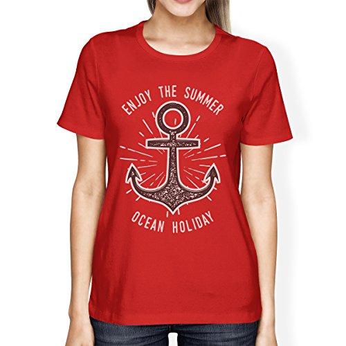 corta 365 de talla manga de Camiseta Printing wOvxO4qHg