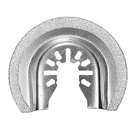 Amazon com : Hitommy 65mm Diamond Semicircular Cutting Saw
