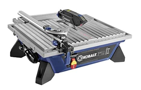 Pleasant Kobalt 7 In Wet Dry Tabletop Tile Saw Amazon Com Download Free Architecture Designs Scobabritishbridgeorg