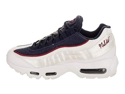 Amazon.com  Nike Women s Air Max 95 LX Casual Shoe 9.5 White  Sports    Outdoors 37f66d848