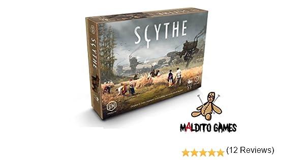 Scythe en castellano: Amazon.es: Juguetes y juegos