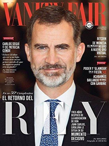 Magazines : Vanity Fair España