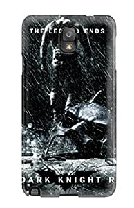 Lovers Gifts For Galaxy Protective Case, High Quality For Galaxy Note 3 The Dark Knight Rises Skin Case Cover 2776176K65302935