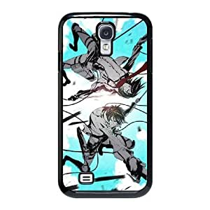 Exquisite image For Samsung Galaxy S4 9500 Cell Phone Case Black mikasa ackerman and eren yeager attack on titan AMI4482946