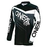 O'Neal 0006-105 Youth Element Racewear Jersey (Black/Gray, X-Large)