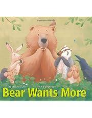 Bear Wants More (Classic Board Book)