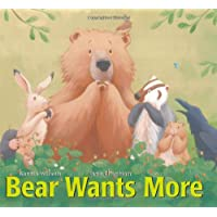 Bear Wants More (Classic Board Book)