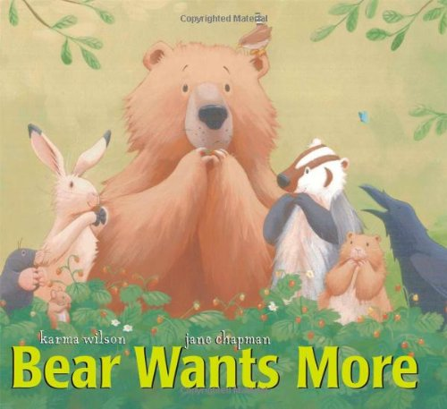 Bear Wants More