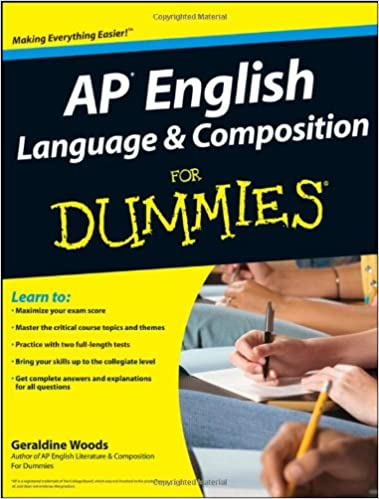 What is the format for an A.P. English language and composition essay?
