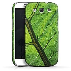 Carcasa Design Funda para Samsung Galaxy S3 i9300 / LTE i9305 PremiumCase white - Leave It