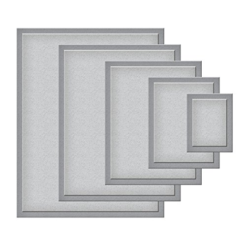 Spellbinders S4-132 Nestabilities Large Classic Rectangles Etched/Wafer Thin Dies