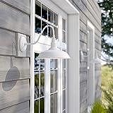 J.LUMI YCA1030 Outdoor Hard-Wired Post Eye Light