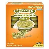 #9: Wholly Guacamole Minis, 2 oz, 18 Count