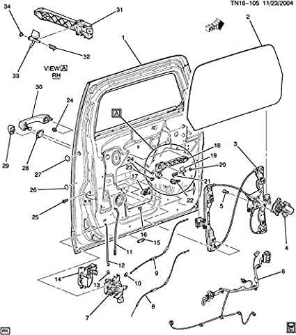 Amazon Com General Motors Housing 25878779 Automotive