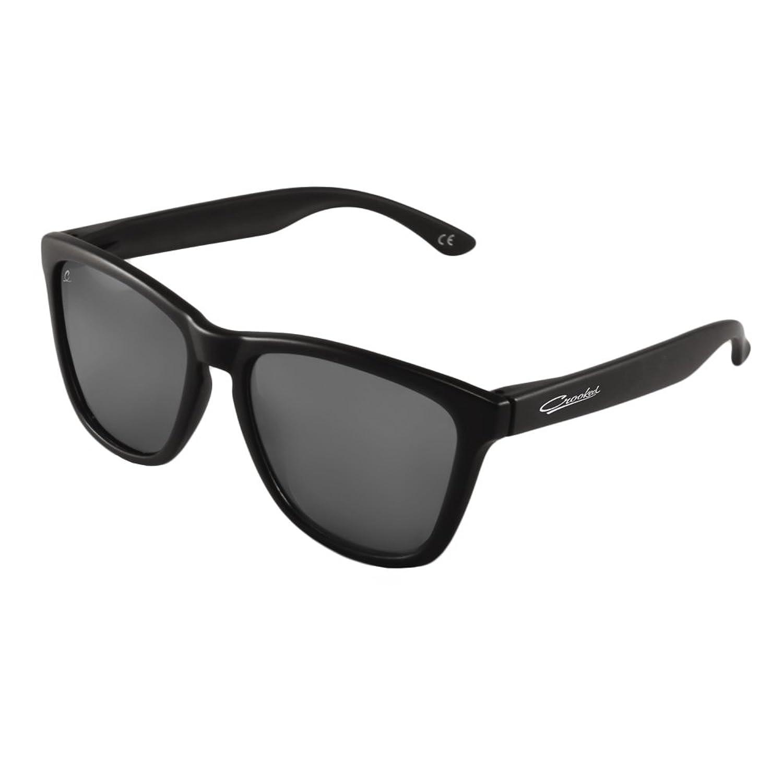 Gafas de Sol, Crooked Gafas de Sol Unisex Classic Polarizadas con 100% Prtección UV400