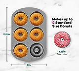 Wilton Non-Stick 6-Cavity Donut Baking Pans, 2-Count