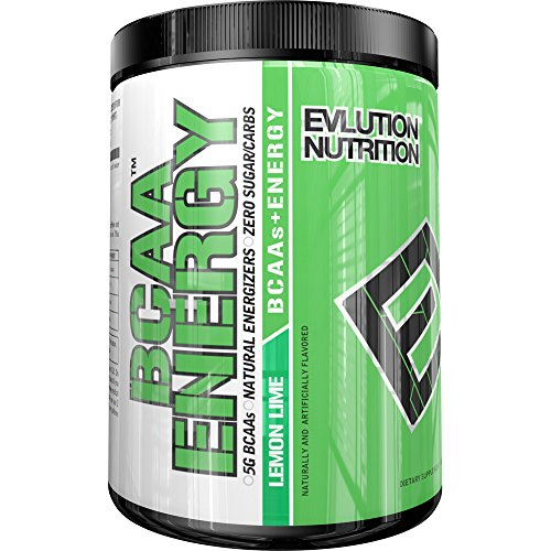 Evlution Nutrition BCAA Energy, 30 Servings (Lemon Lime)