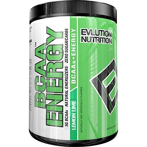 Evlution Nutrition BCAA Energy, 30 Servings (Lemon Lime)