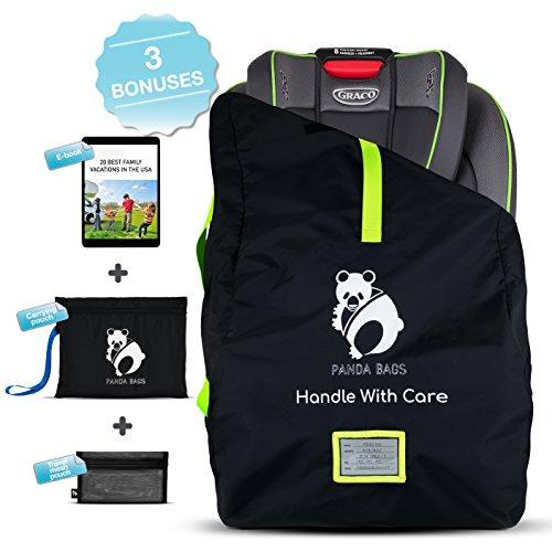 Car Seat Travel Bag By Panda Bags