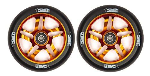 5 spoke wheels - 7