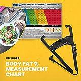 Skinfold Body Fat Caliper - Skin Fold Body Fat