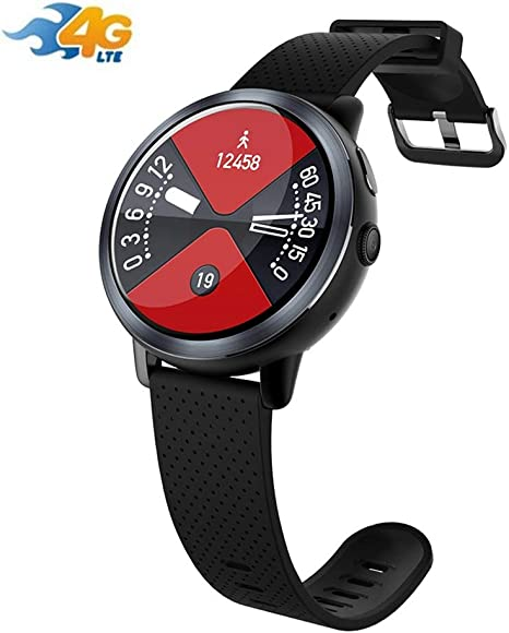 Amazon.com: Rsiosle 4G Smart Watch Android 7.1 Support WiFi ...