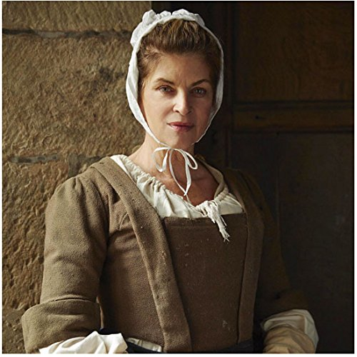 Kirstie Alley 8 Inch x10 Inch Photo Cheers Look Who's Talking Veronica's (Wearing Bonnet)