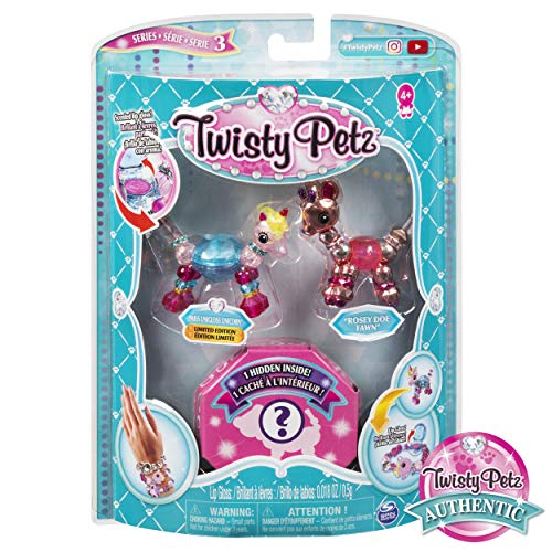 Twisty Petz Series 3 are popular toys for girls 7 years old
