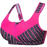 Plus Size Women's Sports Bra High Impact Built up Bounce Control Fitness Running Yoga Gym Vest Tank Top Gotoly