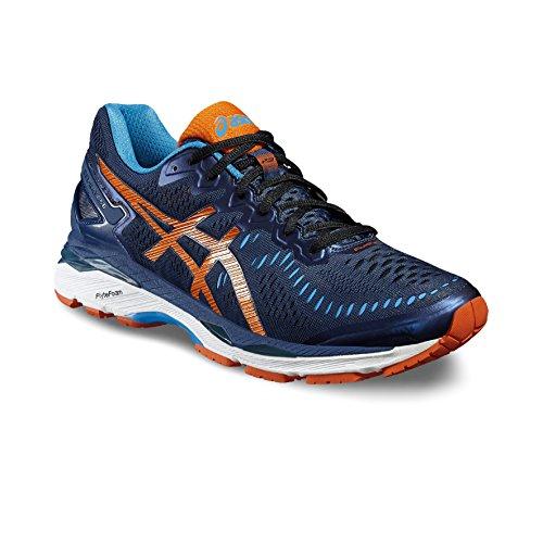 Asics Gel-Kayano 23, Zapatillas de Running para Hombre Negro