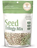 super seed mix - Ancestral Roots Seed Trilogy Mix - Ancient and Powerful Superfood Mix - 10 oz