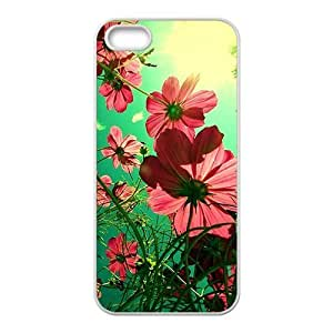 beautiful sunshine flowers personalized high quality cell phone Samsung Galaxy S5