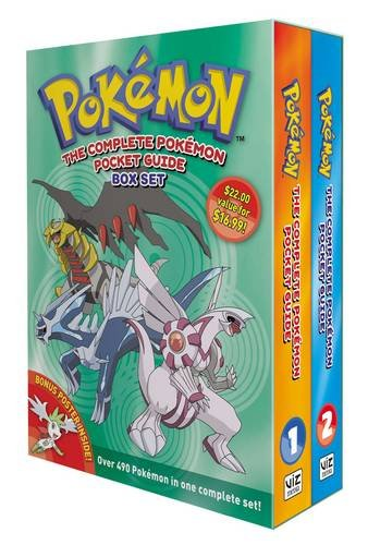 The Complete Pok�mon Pocket Guides Box Set: 2nd Edition (Pokemon)
