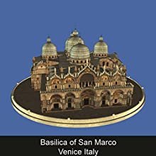 Basilica of San Marco Venice Italy Audiobook by Paola Stirati Narrated by Karolina Starin