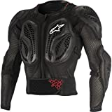 Alpinestars Men's 6506818-13-L Jacket (Black, Large)