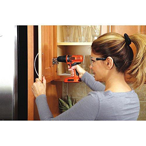 Kitchen Designer Jobs In Oman: BLACK+DECKER LDX172C 7.2-Volt Lithium-Ion Drill/Driver - Buy Online In UAE.
