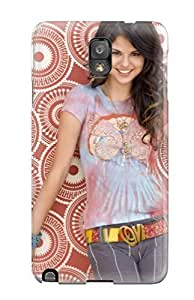 Defender Case For Galaxy Note 3, Selena Gomez 54 Pattern